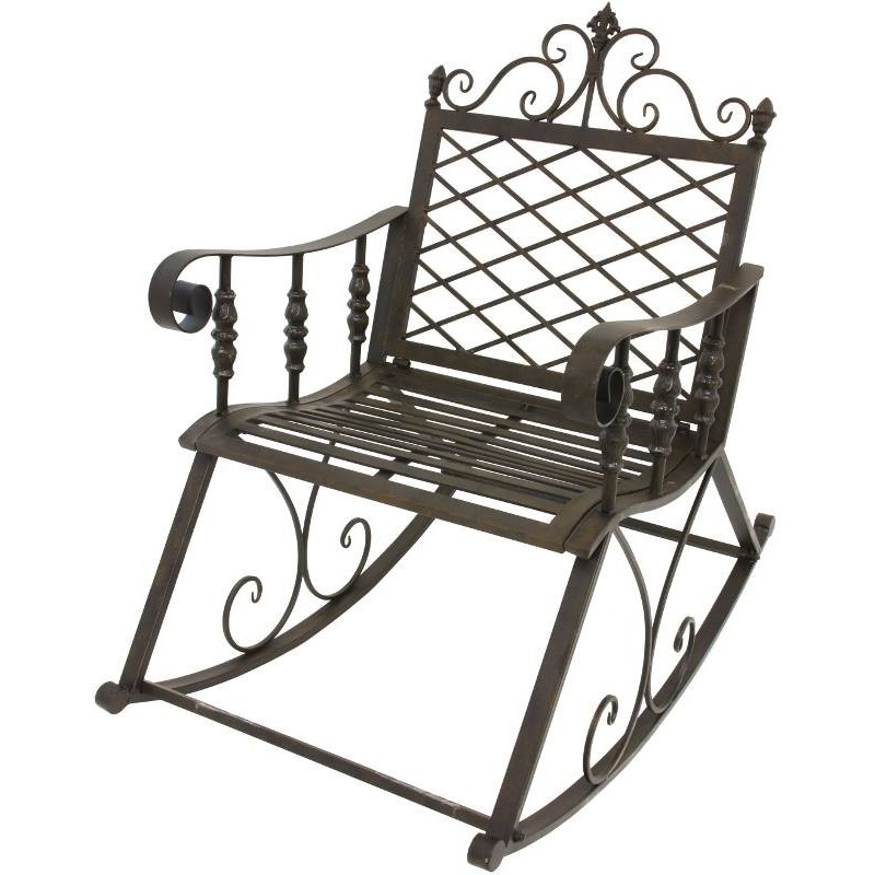 rocking chair de jardin avec les meilleures collections d 39 images. Black Bedroom Furniture Sets. Home Design Ideas