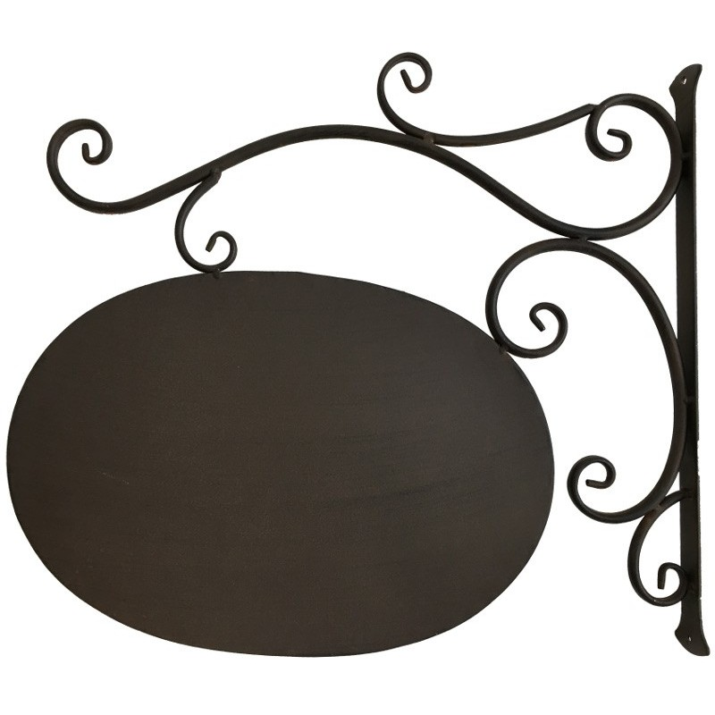 enseigne plaque porte portail mural fer cit m di vale provins. Black Bedroom Furniture Sets. Home Design Ideas