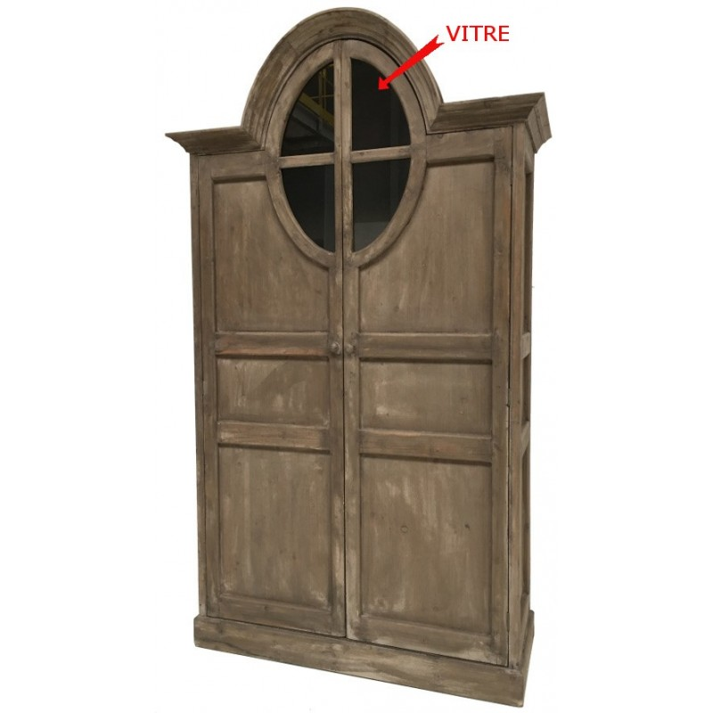 Meuble biblioth que armoire buffet bonneti re chiffonier for Meuble bonnetiere