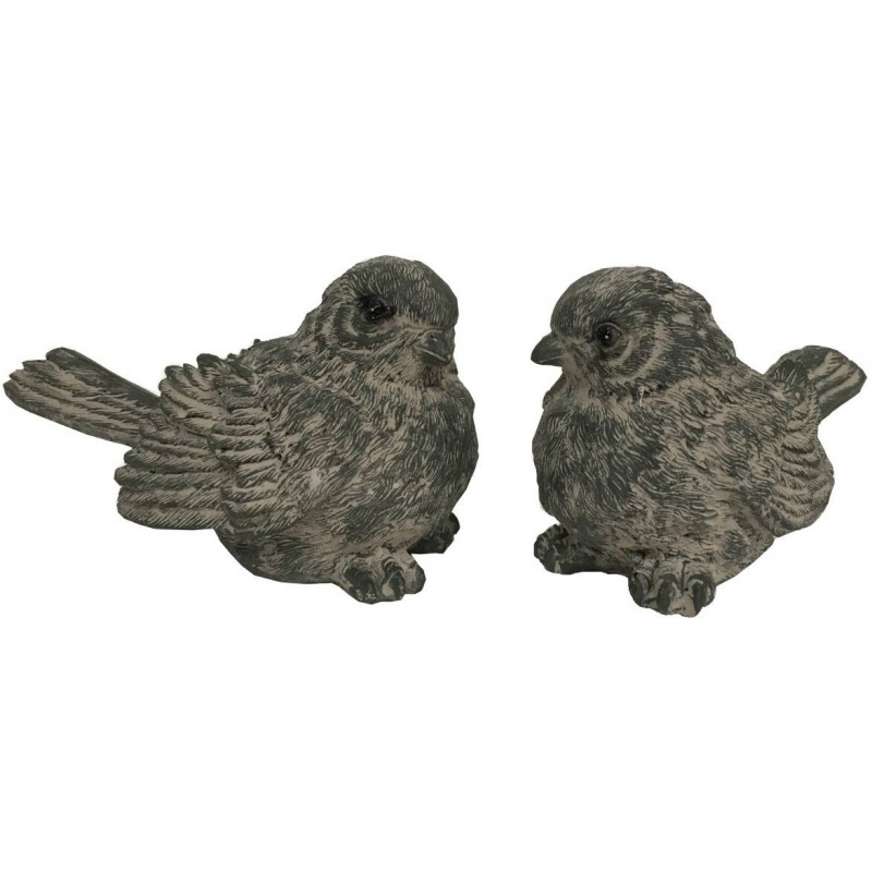Statue sculpture oiseau r sine d coration for Decoration interieur bibelot