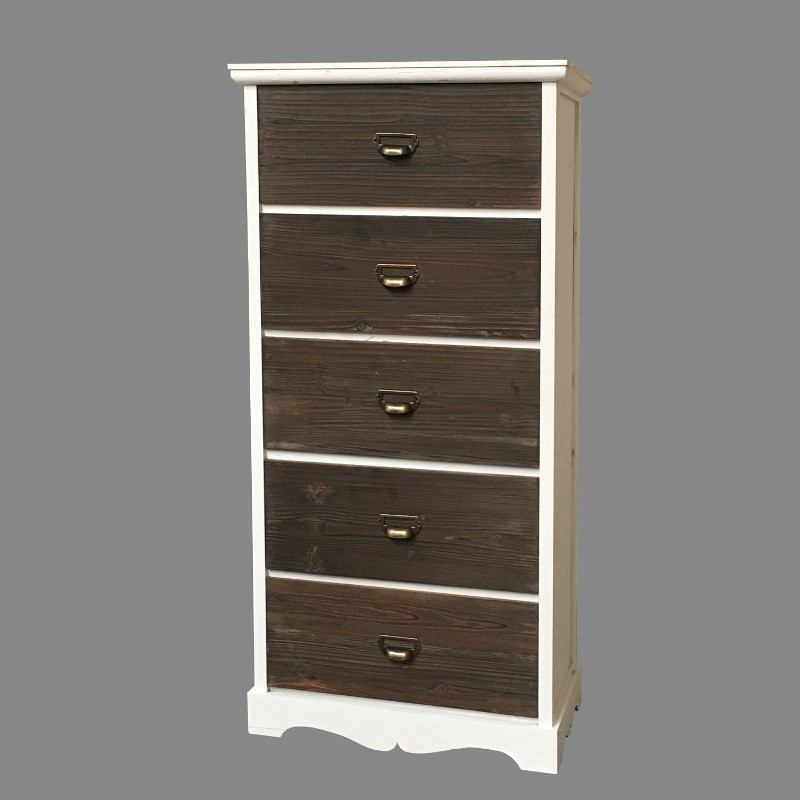 meuble semainier chiffonier grainetier tiroirs 128 cm chemin de campagne. Black Bedroom Furniture Sets. Home Design Ideas